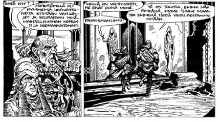 Petri Hiltunen: Praedor: Kuninkaan lapset.